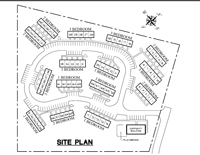 Country View Manor site map